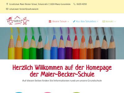 Maler-Becker-Schule