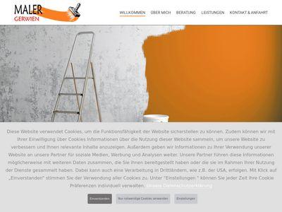 Malerfachbetrieb Michael Gerwien