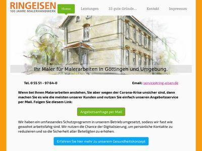 Malerwerkstatt Ringeisen GmbH