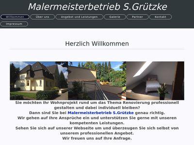 Malermeisterbetrieb S. Grützke