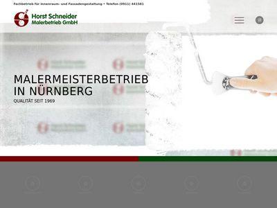 Malerbetrieb Schneider