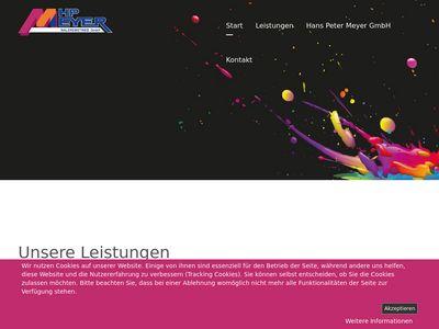 Hans Peter Meyer GmbH