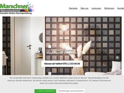 Thomas Marschner Malermeisterbetrieb