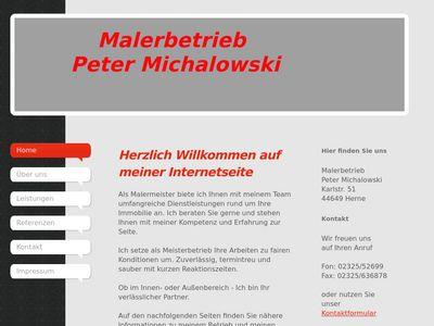 Michalowski, Peter Malerbetrieb