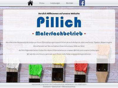 Reich u. Pillich GBR Maler- und Lackierbetrieb