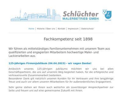 Schlüchter Malerbetrieb GmbH