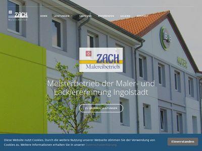 Maler Zach Malerbetrieb