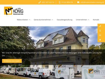 Malerbetrieb Björn König Essen