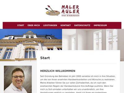 Johannes Wilhelm Malerfachbetrieb Auler