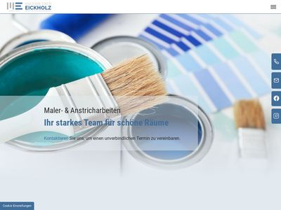 Malerbetrieb Eickholz