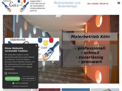 Malerbetrieb Götz GmbH