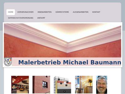 Malerbetrieb Michael Baumann