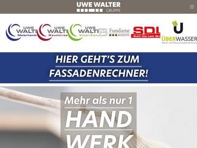Uwe Walter Malerhandwerk GmbH