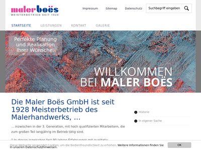 Maler Boës GmbH