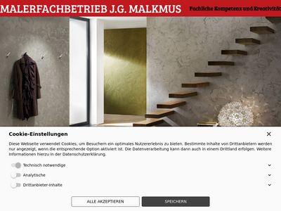 J. G. Malkmus Malerfachbetrieb GmbH