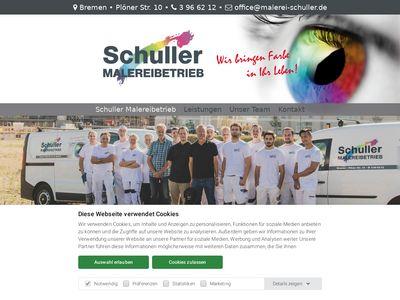 Kurt Schuller Malereibetrieb GmbH
