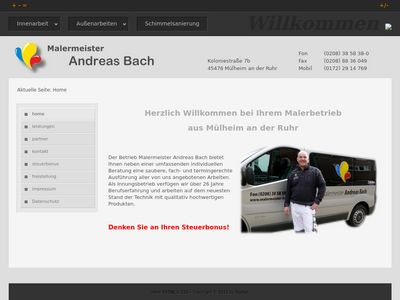 Andreas Bach Malermeister