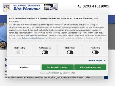 Malermeisterbetrieb Wegener Dirk