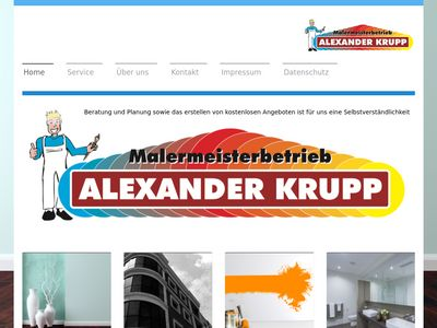 Alexander Krupp Malermeisterbetrieb