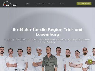Malermeister Rading