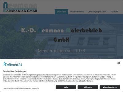 K.-D. Neumann Malerbetrieb GmbH