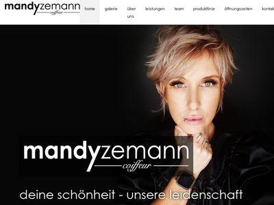 Coiffeur Mandy Zemann