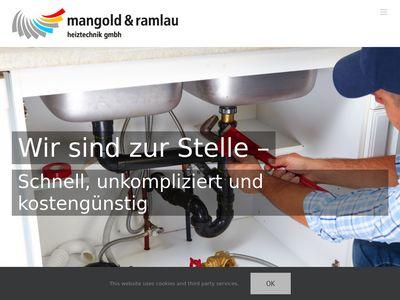 Mangold + Ramlau Heiztechnik GmbH