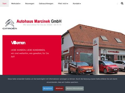 Autohaus Marcinek GmbH