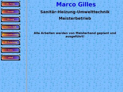 Marco Gilles Heizung und Sanitär