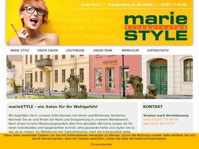 Marie Style Inh. A.-M. Paasch Friseursalon