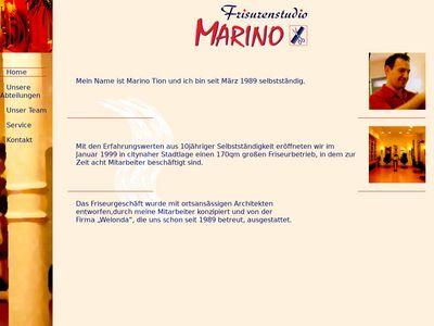 Frisurenstudio Marino