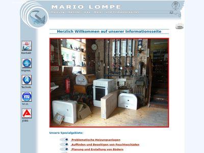 Heizung Sanitär Gas Inst. Mario Lompe