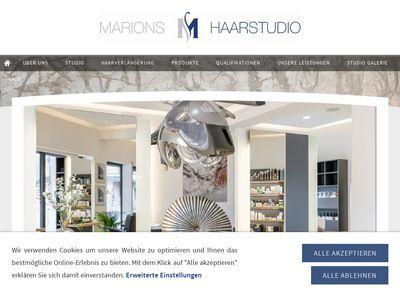 Marions Haarstudio