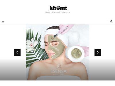 Marion Haare Kosmetik Makeup Paronuzzi