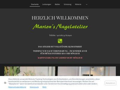 Marion s Nagelatelier