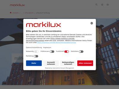Markilux Schauraum Hamburg