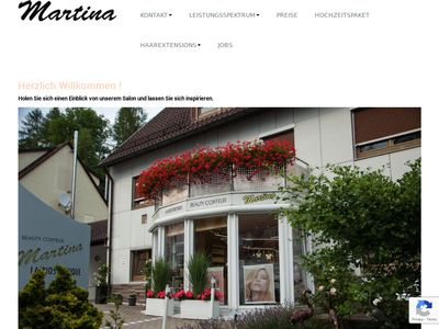 Beauty Coiffeur Martina