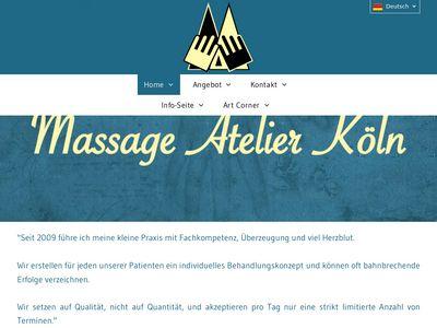 Massage Atelier Köln