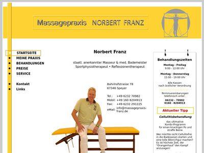 Franz Norbert Massagepraxis