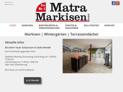 Matra Markisen GmbH