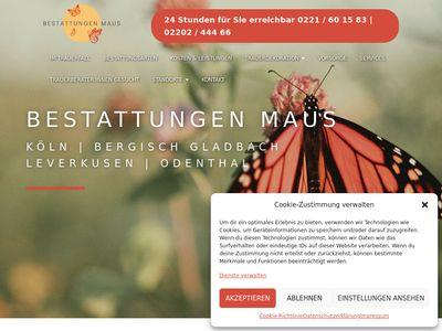 Bestattungen Maus GmbH & Co. KG