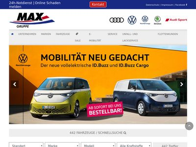 Autohaus MAX Gruppe