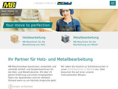 MB Maschinenbau GmbH