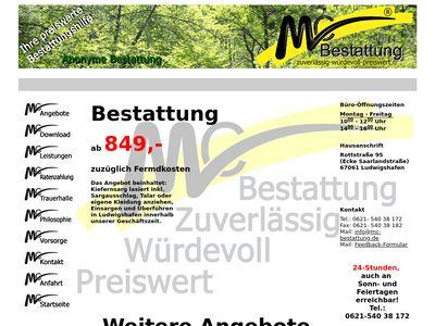 Mc Bestattung GmbH
