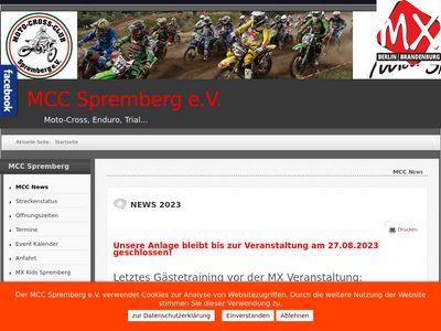 MCC Spremberg e.V. im ADAC