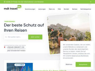 MDT Makler der Touristik GmbH