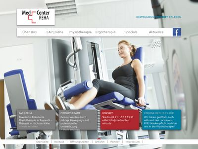 MedCenter Physiotherapie