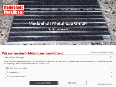 Meddeholt Metallbau GmbH