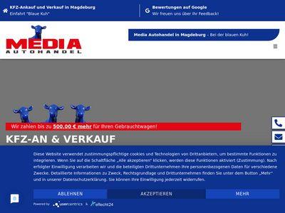 MEDIA AUTOHANDEL MAGDEBURG