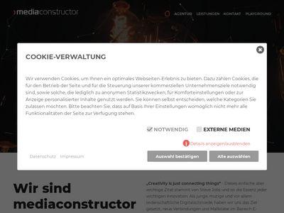 Mediaconstructor